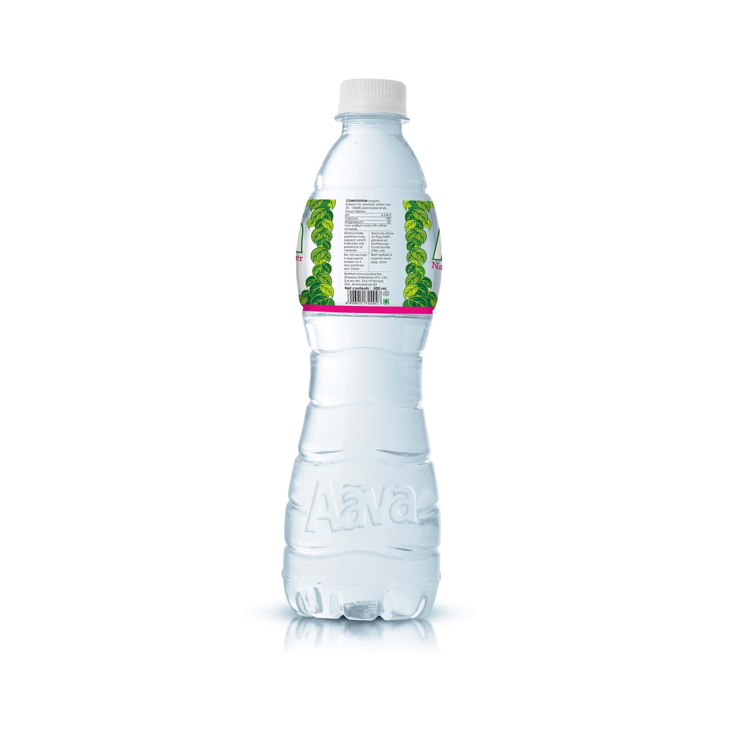 Buy Aava Alkaline Natural Mineral Water 500 mL PET Bottle ...